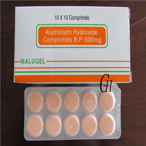 Antiacid Aluminium Hydroxide Tablets Featured Image