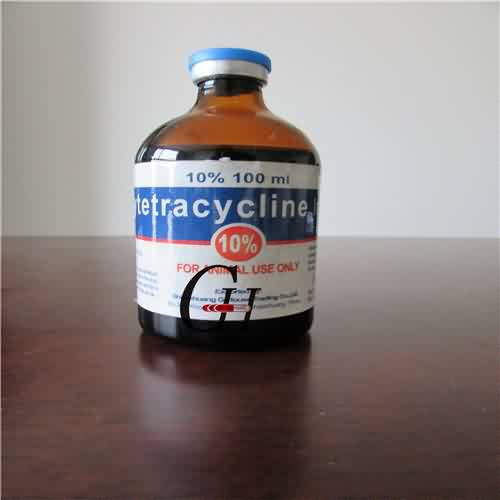 100ml הזרקת 10% Oxytetracycline