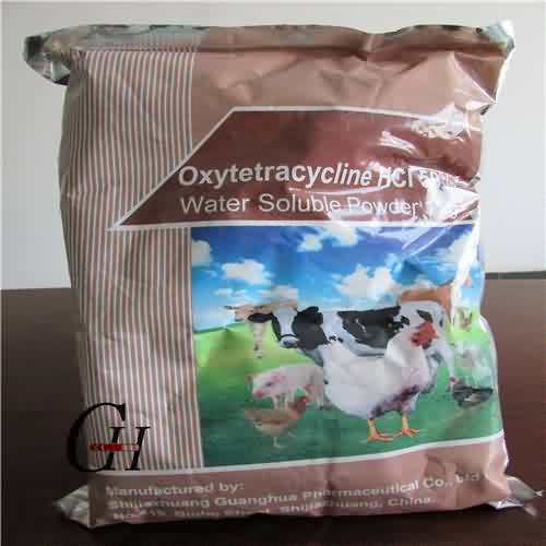 Oxytetracycline HCL 50% Water Soluble Powder Featured Image