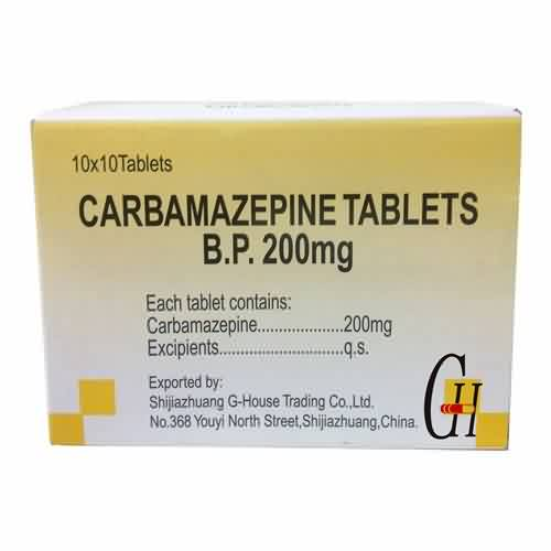 Carbamazepine Tablets 200mg BP