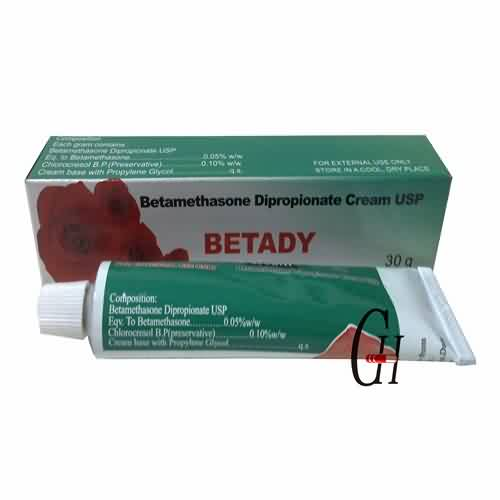 Betamethasone Dipropionate Cream USP 30