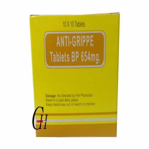 Good Quality Captopril Tablets -