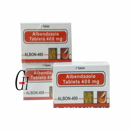 Albendazole Tablets 400mg