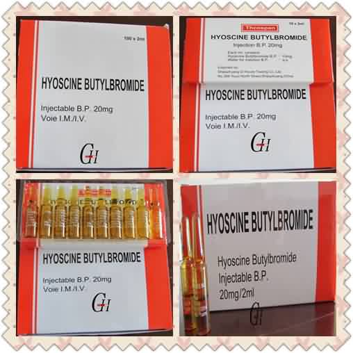 OEM China Propacetamol Hydrochloride For Inj -