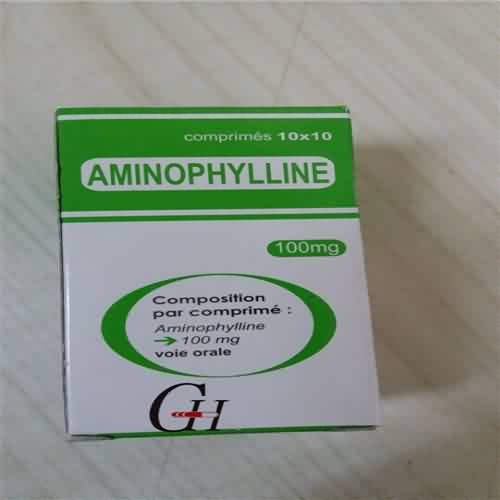 Aminophylline Tablets 100mg BP