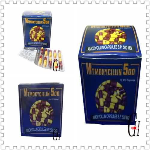 Massive Selection for Antimicrobial Oxytetracycline -