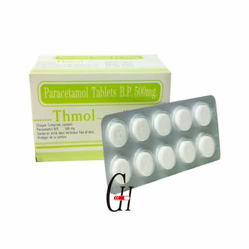 Paracetamol Tablets 500 mg