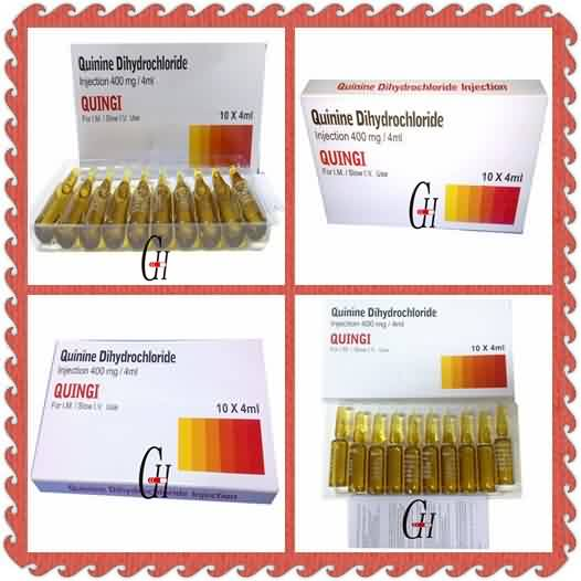 Factory directly supply Gentamicin Injection 80mg/2ml -