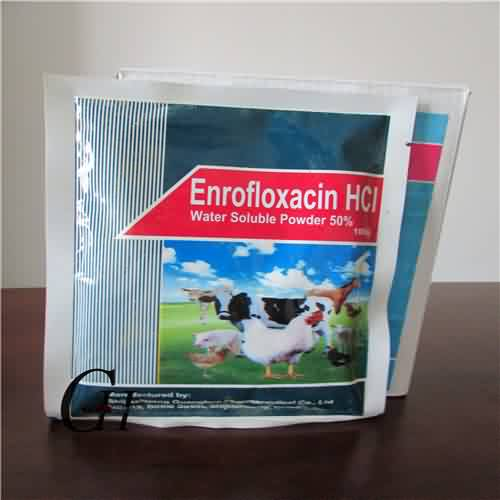 Enrofloxacin HCL Dlo soluble Powder