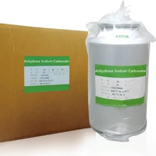 Anhydrous sodium carbonate Na2CO3