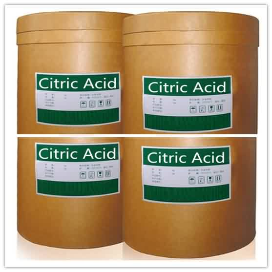 Citric acid e CAS5949291 C6H8O7H2O