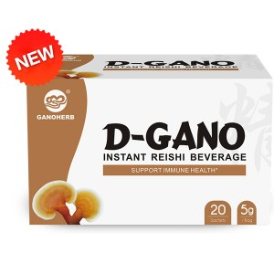 Free sample for Ganoderma Coffee 3 In 1 -