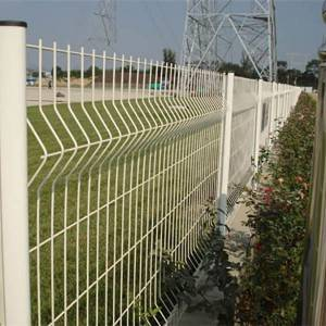 3D Wire Mesh &Fence