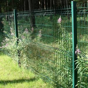3 D FENCE