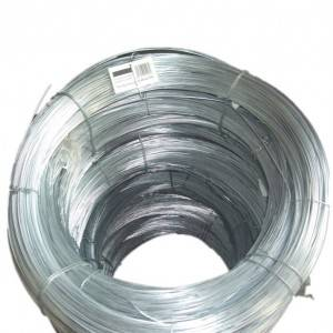 Low prices wire galvanized iron shell