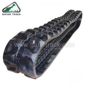 Rubber Tracks 250X52.5 Mini Excavator tracks