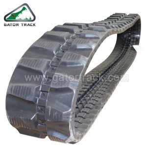 Rubber Tracks 250 x 48.5k Minikoparka Utwory