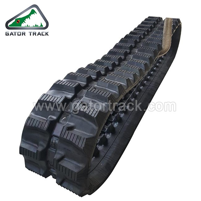 Rubber Tracks 230X72X43 Mini escavadora Tracks