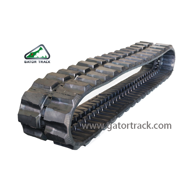 450*71*82 Case Caterpillar Ihi Imer Sumitomo Rubber Tracks, Excavator Tracks Featured Image