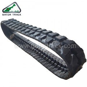 Rubber Tracks 230-48 Mini rubber tracks