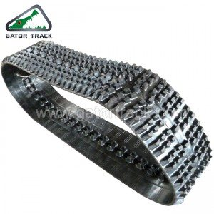 Rubber Track WD300X72 Snow Mobile Track sneachta Traiceanna feithicle