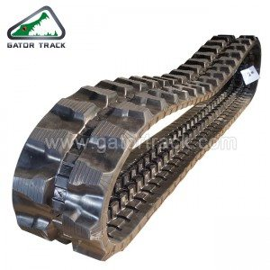 Rubber Tracks 260X55.5YM Mini Excavator Tracks