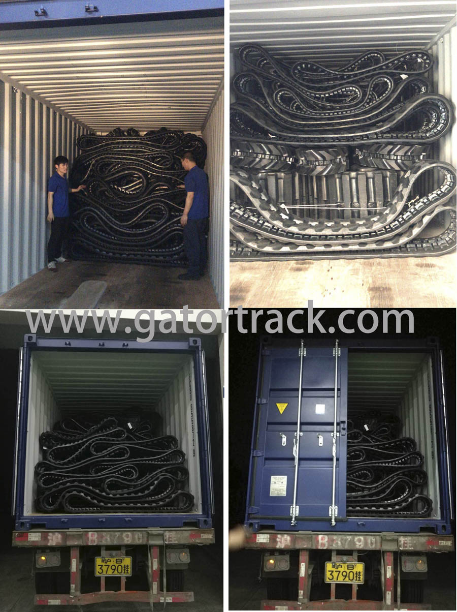 rubber tracks china rubber track supplier rubber track manufacturer