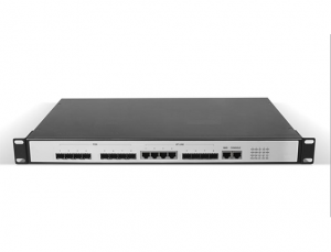 10G uplink 8 PON GEPON OLT support L3 Switch/Router