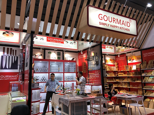 GOURMAID registered trademarks in China and Japan