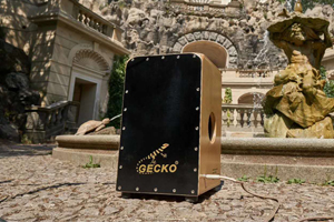 Rock on the box : Cajon Drum | gecko cajon