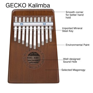 10 Key Kalimba Factory directly sell kalimba somewhere alibaba supplier