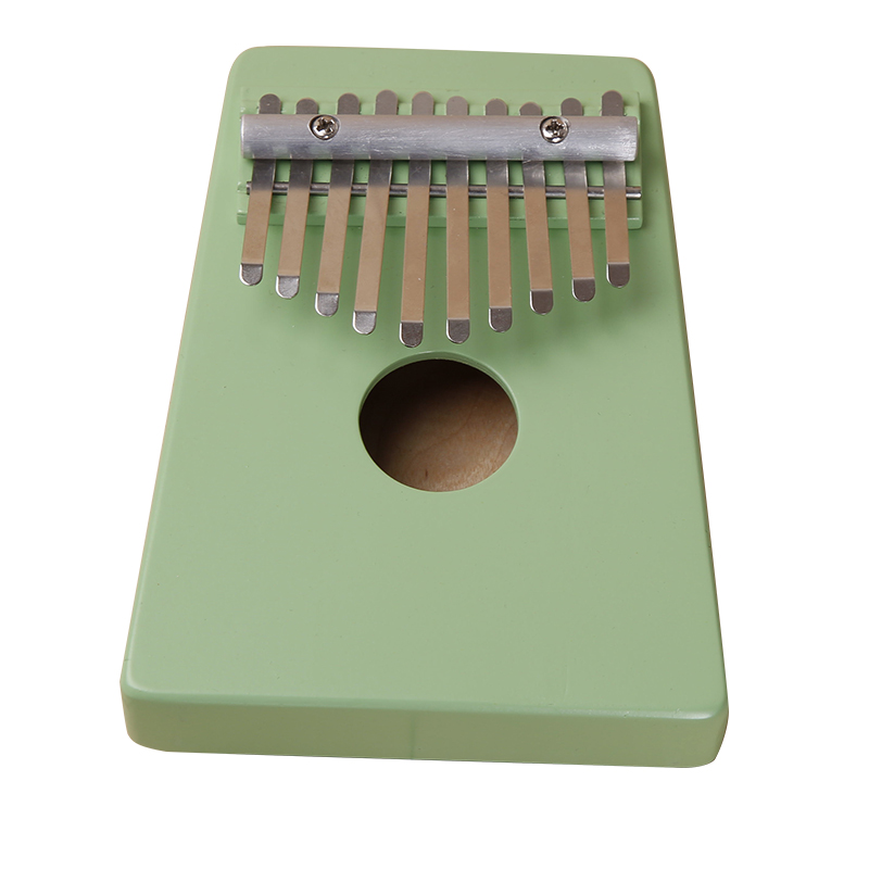 10 Note wood Thumb Piano African Percussion Instruments Kalimba Kids Musical Toy Wood Finger Piano for Child Gift