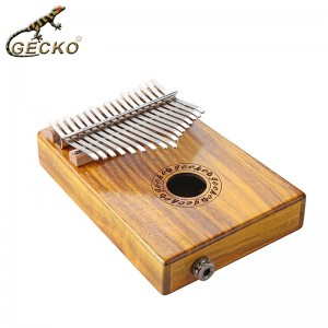 Electric kalimba, isi 17, EQ |  GECKO