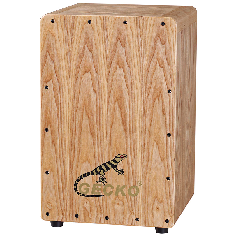 Best-Selling Toys Electric Guitar - ash standard adult cajon ,R angle,musical percussion box for playing music drum – GECKO