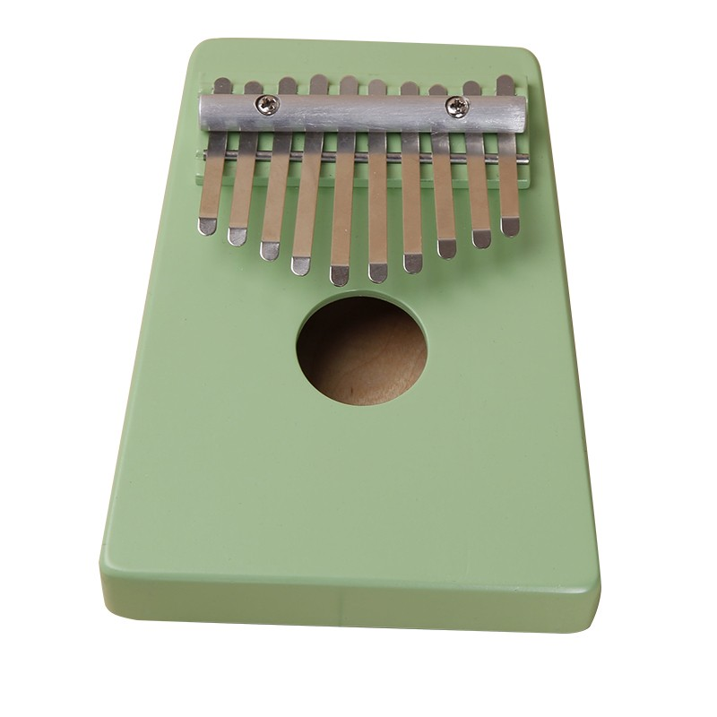 Basic Level beginner learning Kalimba Mbira with different colors