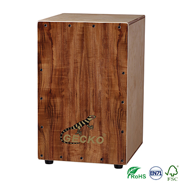 Free sample for Maple Wood Drumsticks Stick - box koa cajon box drum online wholesale percussion instrument darbuka – GECKO