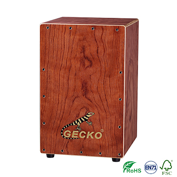 Good Wholesale Vendors Bass Drum Bag - Bubinga wood cajon percussion box drum drawer for percussion musical lovers drum set – GECKO