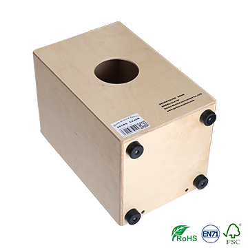 Cajon drum/ percussion instrument musical box