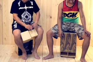 cajon box drum | Gecko cajon drum