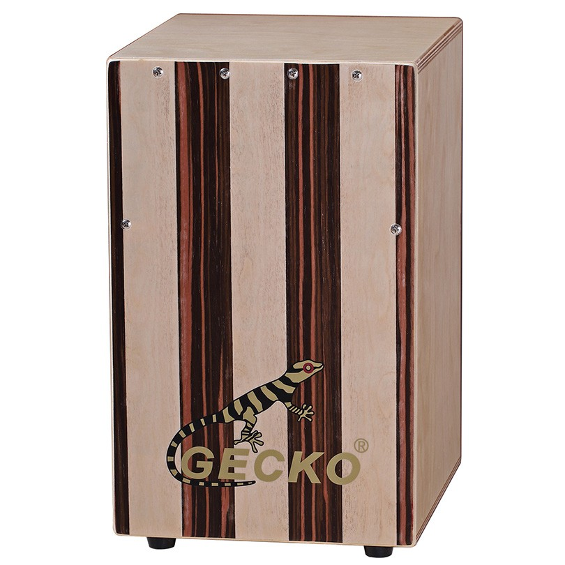 Factory Outlets Canjon Snare Wires - Cajon drum factory wholesaler price wooden box drum for sale – GECKO