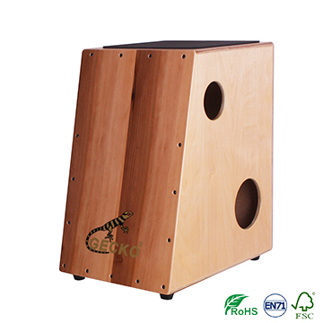Wholesale Dealers of Steel Drum - Cajon Musical Instrument Percussion,big size cajon musical box,jinbao drum sets – GECKO