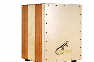 GECKO cajon drums fully show the charm of music | GECKO