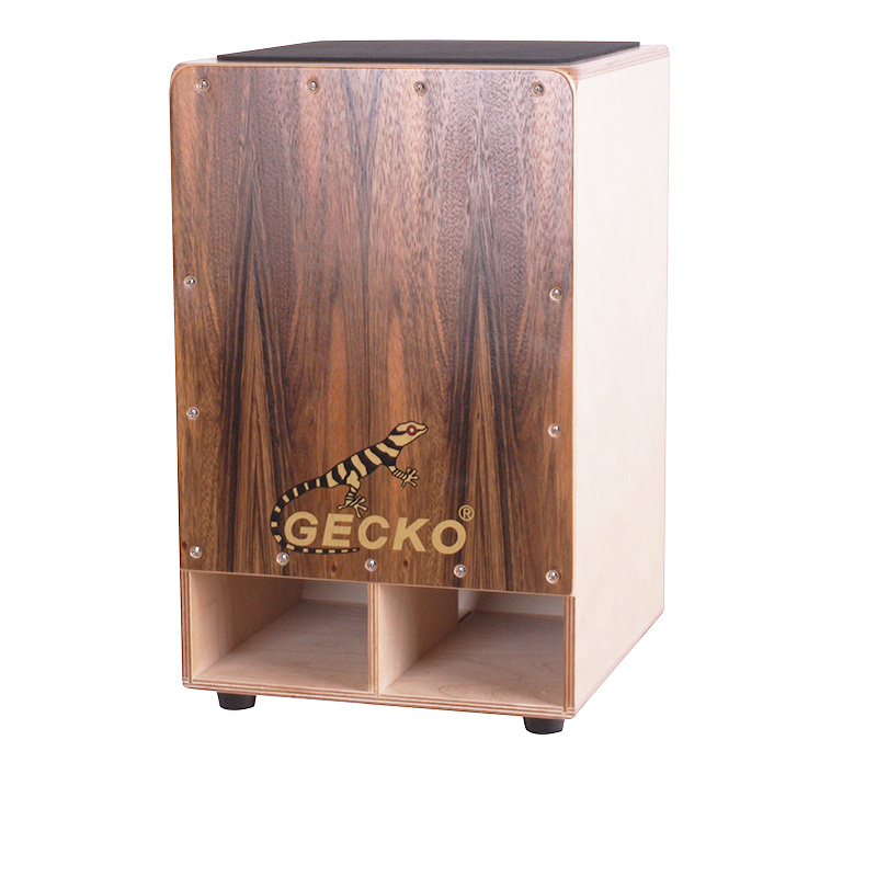 Professional China Guitar Acoustic Electric - CD series two holes base GECKO cajon box drums – GECKO