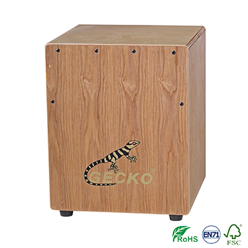 Best-Selling Guitar Case - Cheap Price Factory Made Cajon Drum Box middle size for 7-10 years children for teaching and playing – GECKO