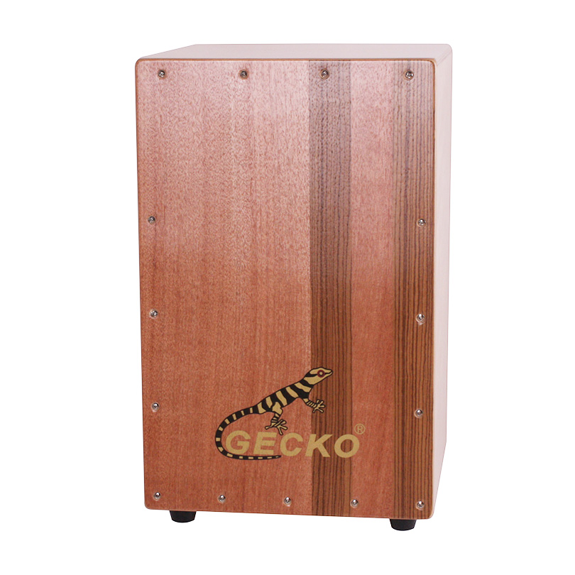 China handmade percussion mohogany cajon