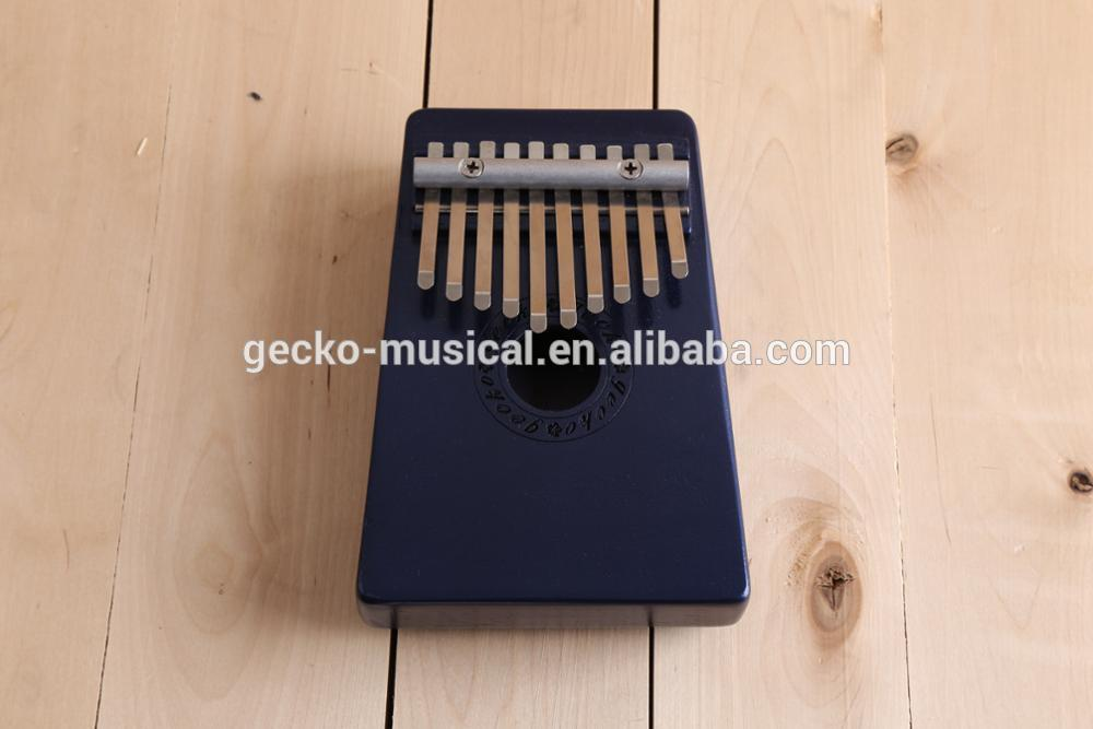 Colorful Birch Wood Kalimba