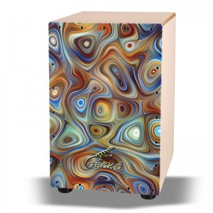 Custom cajon drum,Russia Birchwood | GECKO