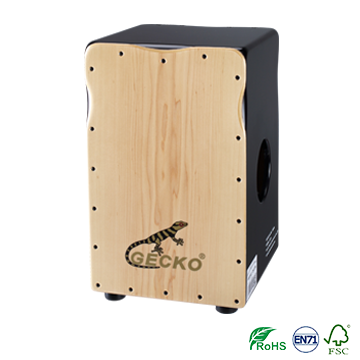 Wholesale Price Best Quality Cajon - double functional/multifunctional cajon high end percussion drum box,Half Design Steel Snare Wire drum set – GECKO
