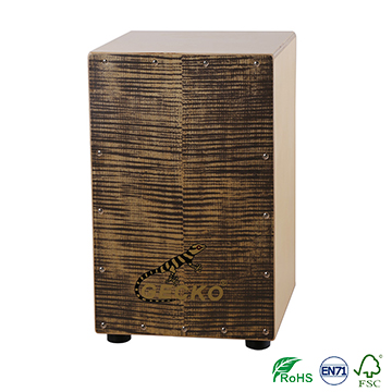 2018 China New Design Best Sounding Cajon -