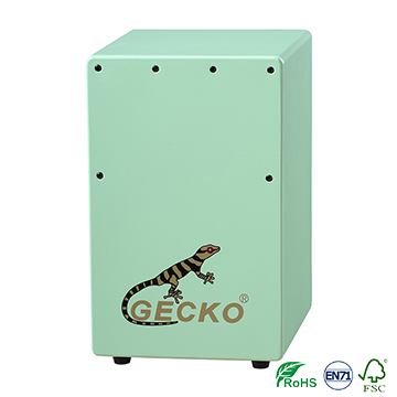 Special Design for Oem Acoustic Guitar - Factory made kids style design cajon drum with cajon bag – GECKO